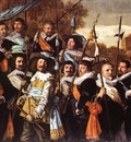hals frans officers and sergeants of the st hadrian civic guard