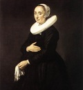 hals frans portrait of a woman 1640