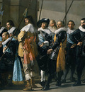 Hals Frans Company of Captain Reinier Reael known as the Meagre Company