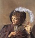 Singing Boy with a Flute WGA