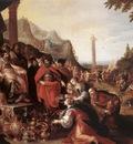 FRANCKEN Frans II Worship Of The Golden Calf