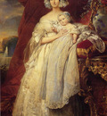Winterhalter Franz Xavier Helene Louise Elizabeth de Mecklembourg Schwerin