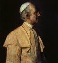 Lenbach Franz von Pope Leo XIII