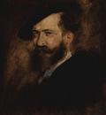 Lenbach Franz von Portrait of Wilhelm Busch