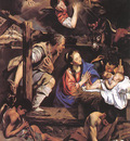 MAINO Fray Juan Bautista adoration of the Shepherds