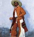 Remington Frederic A Vaquero