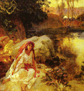 Bridgman Frederick Arthur AT THE OASIS