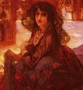 Bridgman Frederick Arthur Harem Girl