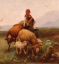 Gebler Otto Shepherdess