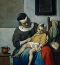 Metsu Gabriel The Sick Child