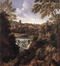 DUGHET Gaspard The Falls of Tivoli