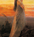 Hicks George Elgar The Lament Of Jephthahs Daughter