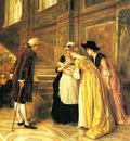 Kilburne George Goodwin Admiring The Baby