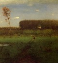 Inness George October Noon