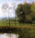 Inness George Summer Montclair aka New Jersey Landscape