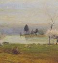 Pond at Milton on the Hudson