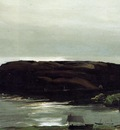 Bellows George Wesley An Island in the Sea
