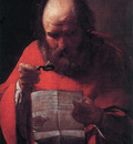 Saint Jerome Reading WGA