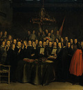 borch ii gerard ter the ratification of the treaty of munster 15 may