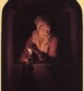 Old Woman with a Candle WGA