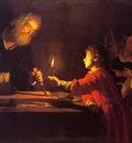HONTHORST Gerrit van Childhood Of Christ