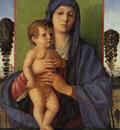 Bellini Giovanni Madonna degli alberetti