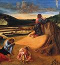 Bellini Giovanni The agony in the garden