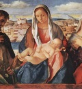 Madonna and child with St John EUR