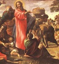 LANFRANCO Giovanni Miracle Of The Bread And Fish