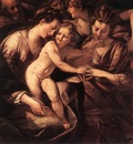 PROCACCINI Giulio Cesare The Mystic Marriage Of St Catherine