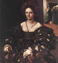 GIULIO ROMANO Portrait Of A Woman