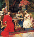 Rosati Giulio The Chess Players