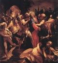 CESARI Giuseppe The Betrayal Of Christ