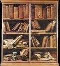 CRESPI Giuseppe Maria Bookshelves