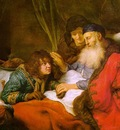 FLINCK Govert Teunisz Isaac Blessing Jacob