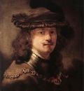 FLINCK Govert Teunisz Portrait Of Rembrandt