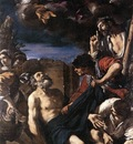 Guercino The Martyrdom of St Peter