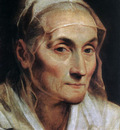 Portrait of an Old Woman WGA