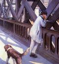 Caillebotte Gustave L Europe Le Pont De