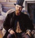 Caillebotte Gustave Portrait of Jules Dubois