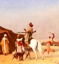 Boulanger Gustave Clarence Rodolphe C%20Est Un Emir