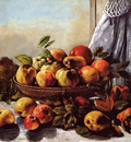 Courbet Gustave Still Life Fruit