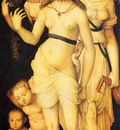 Baldung Grien Hans Harmony Of The Three Graces