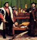 Holbein Hans The French Ambassadors