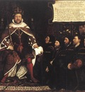 Holbien the Younger Henry VIII and the Barber Surgeons