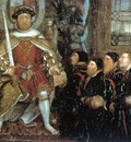 Holbien the Younger Henry VIII and the Barber Surgeons2