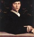 Holbien the Younger Portrait of Derich Born