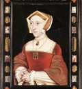 Holbien the Younger Portrait of Jane Seymour