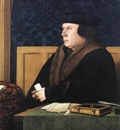 Holbien the Younger Portrait of Thomas Cromwell