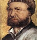 Holbien the Younger Self Portrait